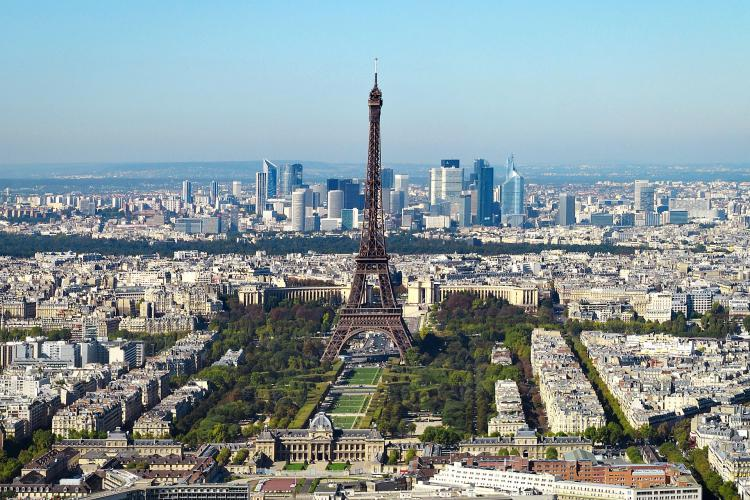 Paris, the location for the 2016 ICORN General Assembly!.Photo.