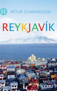 Pétur Gunnarsson's book Reykjavik launched during the ICORN/UNESCO City of Literature event in Frankfurt.