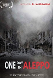 One Day in Aleppo by Ali Al Ibrahim. Photo.