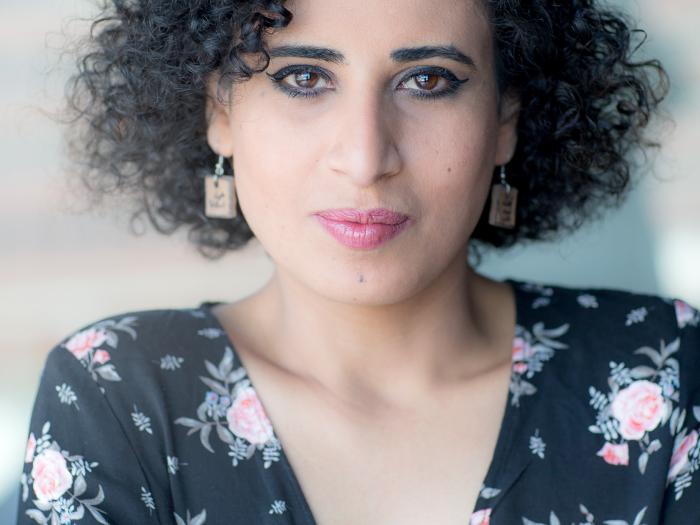 Sahar Mousa. Photo: © Matilda Rahm. Photo.