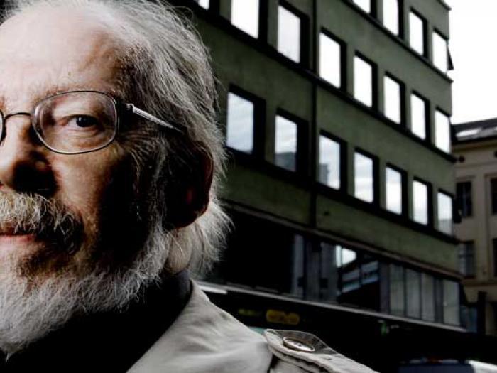 Kjell Olaf Jensen. Photo.