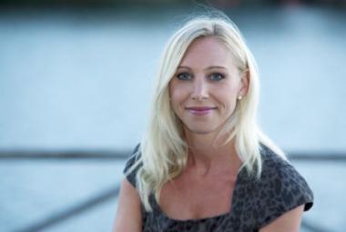 Pernilla Bergqvist. Photo