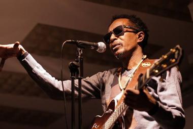 Abazar Hamid in Concert, Barcelona February 2016. Photo: Douglas Sielski. Photo.