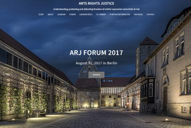 Arts Rights Justice (ARJ) Academy will be held at the University of Hildesheim in Hildesheim UNESCO Chair 24 - 31 August 2017. Photo.
