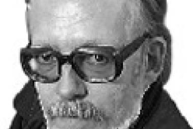 Former president of Norwegian PEN and ICORN co-founder Kjell Olaf Jensen