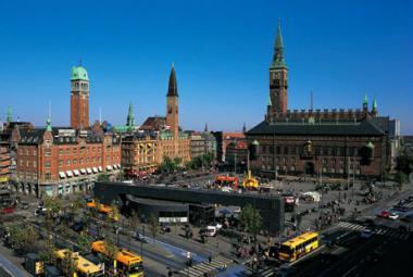 Copenhagen. Photo