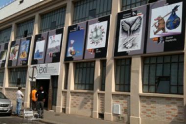 Paris Maison des journalistes