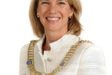 Stavanger's Mayor Christine Sagen Helgø