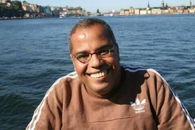 Egyptian poet, Montaser Abdul Rahman is new ICORN writer in Trondheim, Norway. Photo.