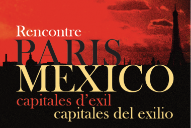Reconter Paris-Mexico Capitals of Exile