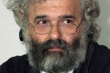 Ragip Zarakolu. Photo from The Guardian