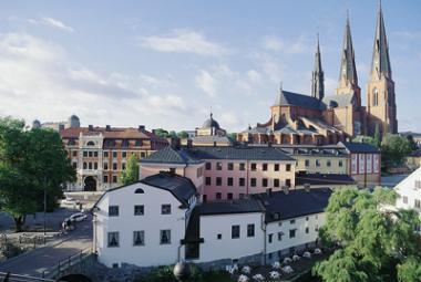 Photo from Uppsala University