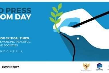 World Press Freedom Day 2017. Photo.