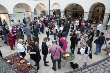 From Opening Reception ICORN GA in Ljubljana