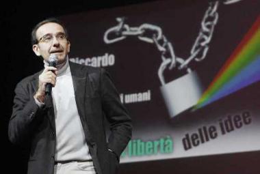 Riccardo Nencini, Minister of Human Rights, Region of Tuscany