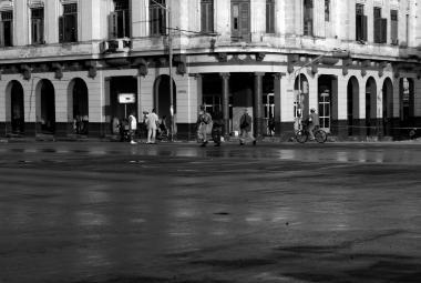 Huraco. By Orlando Luis Pardo Lazo. Photo.