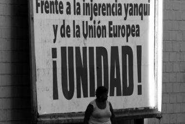 Unidad. By Orlando Luis Pardo Lazo. Photo