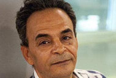 Basem Al-Nabriss. Photo courtesy of Victor P. de Óbanos.