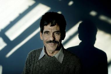 Poet Mansur Rajih. Photo.