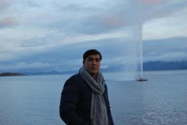 Hamid Sakhizada. Photo.
