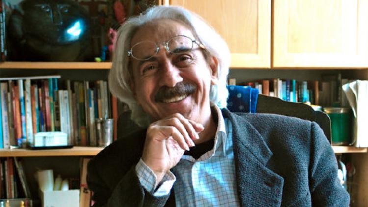 Mohammad Baharloo. Photo: Gabriele Prein, 3sat