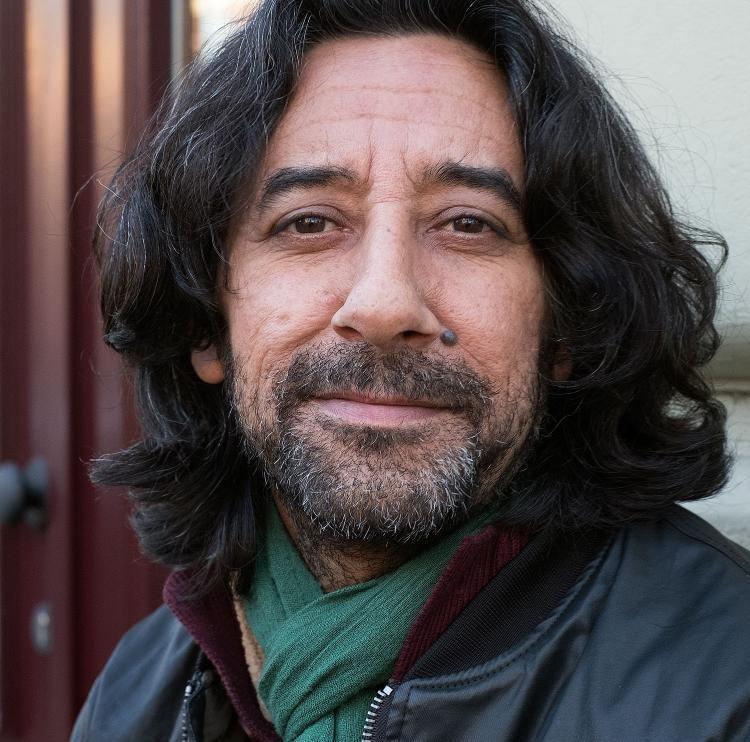 Adnan Alaoda. Photo by Joop Reijngoud. Photo.