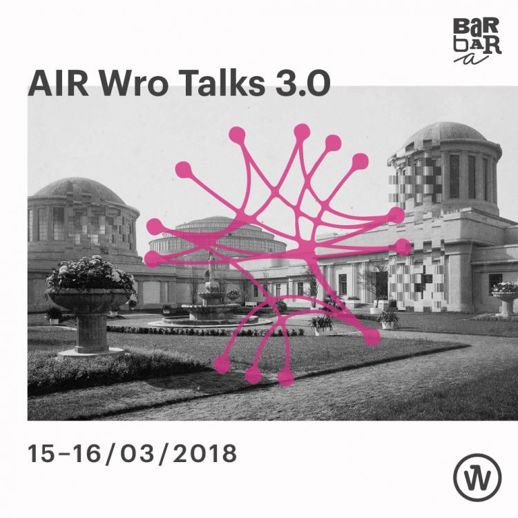 AIR WRO TALKS 3.0, Wroclaw. photo.