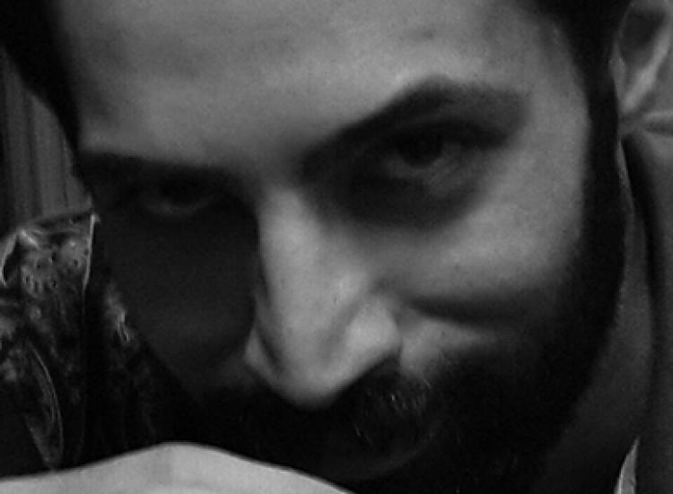 Arash Chakeri. Photo: Mehdi Rostami. Photo.