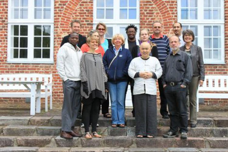 ICORN guest writers at seminar in Denmark
