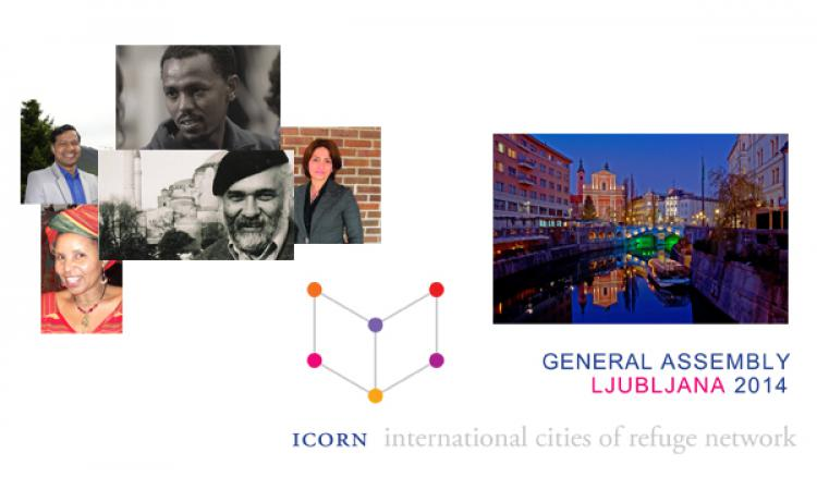 ICORN General Assembly, 2014. Photo