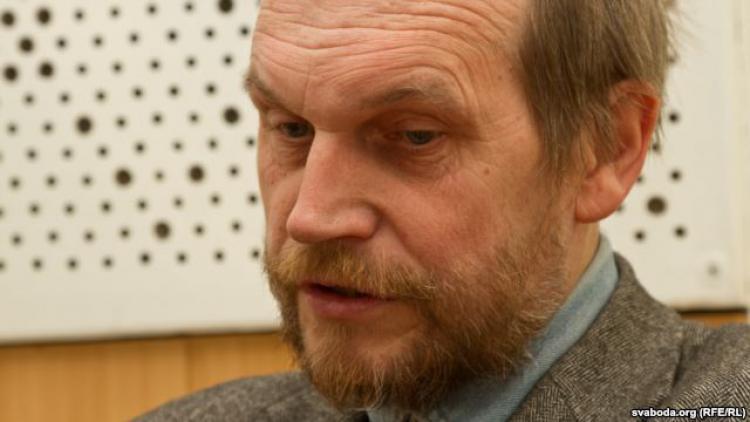 Belarusian writer Lawon Barszczewski (photo) arrived in Krakow City of Refuge in June 2014