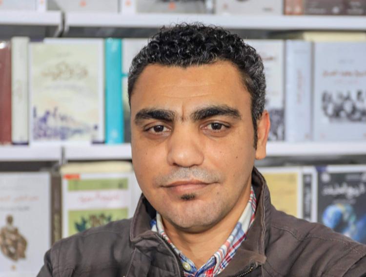 Investigative journalist Safaa Khalaf. Photo