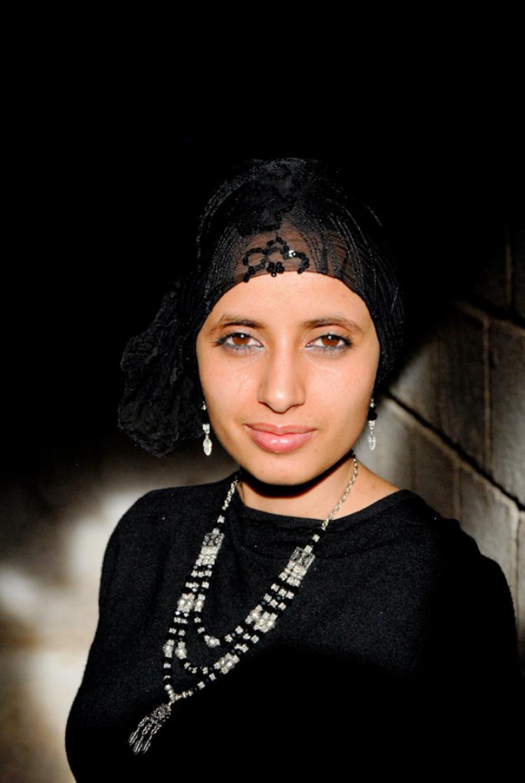Amira Al-Sharif. Photo by Huda Alsharif ©Huda Al-Sharif. Photo.