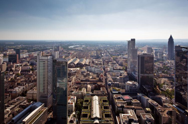 Frankfurt. Photo: wikimedia commons/Jens Meyer