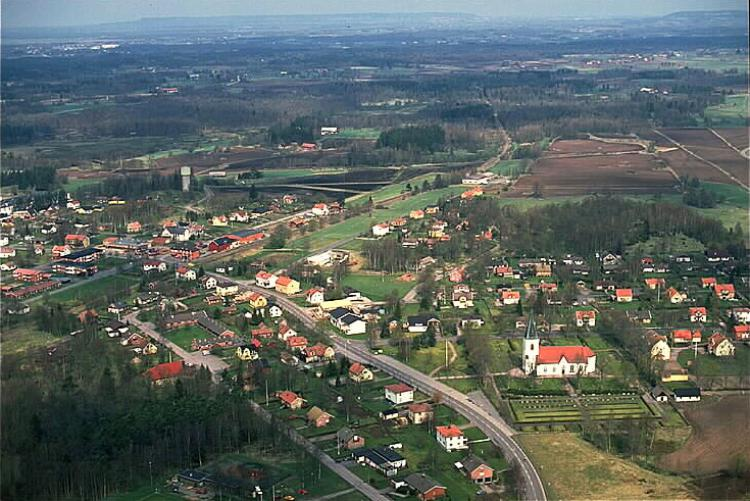 Västra Götaland County. Photo: Jan Norrman, Wikimedia Commons. Photo