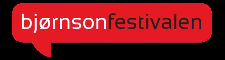 Bjørnson festivalen. Logo. Photo.