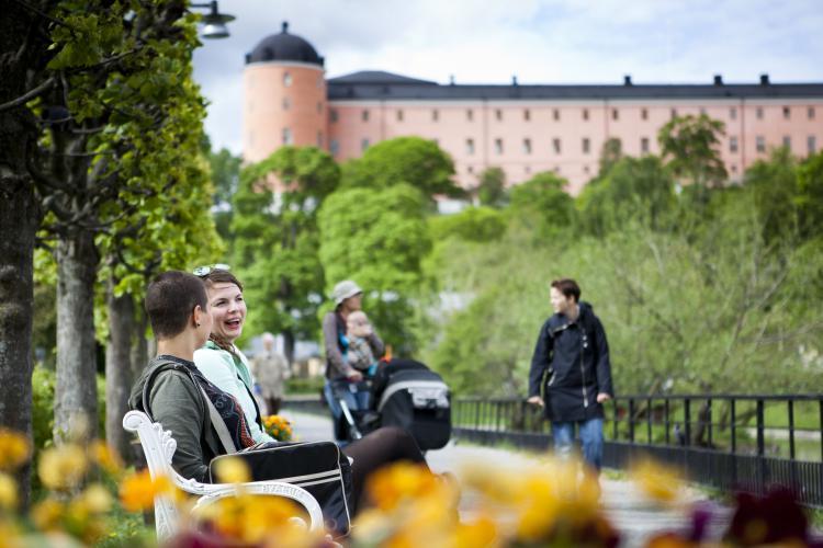 Uppsala Castle. Photo