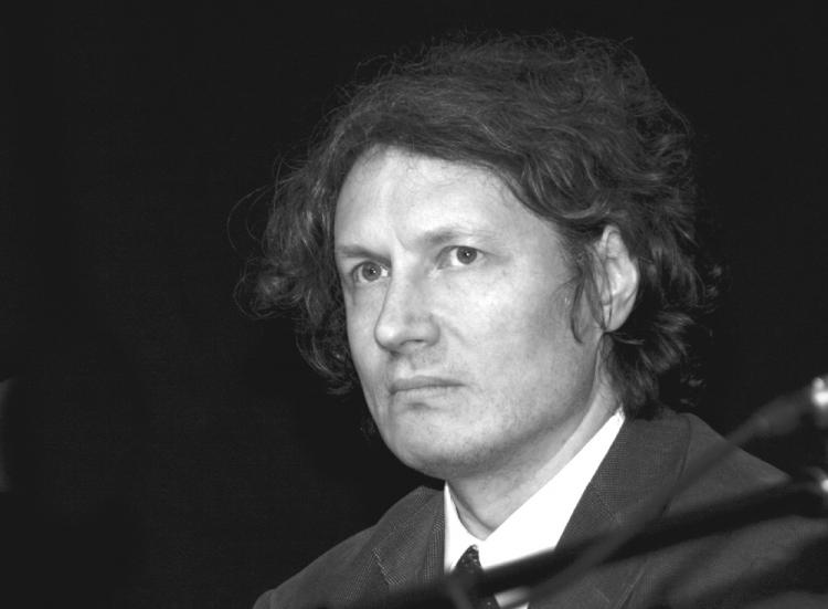 Filmmaker Andrei Nekrasov. Photo.