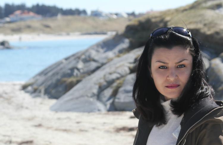Sahar Bayati. Photo.