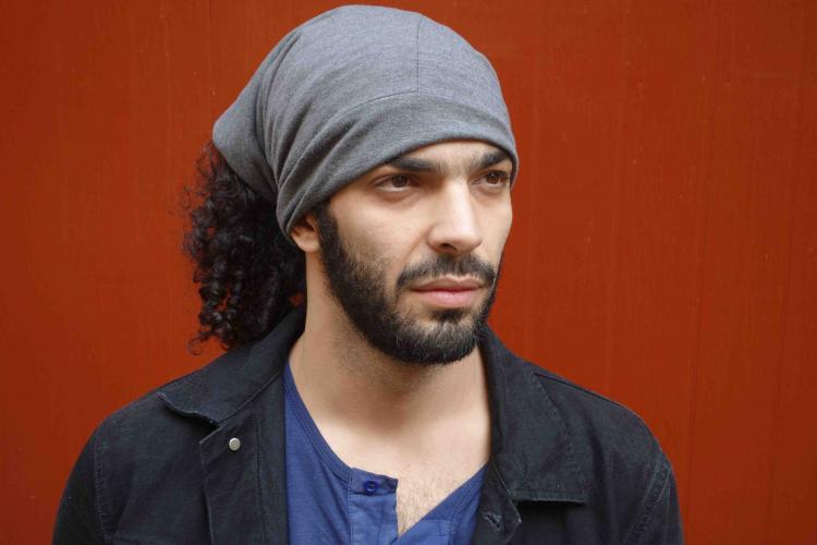 Ramy Essam. Photo