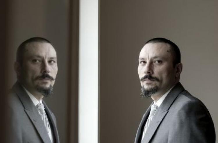 Zurab Rtveliashvili på Stockholms kulturhus