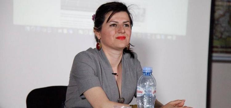 Günel Movlüd. Photo.