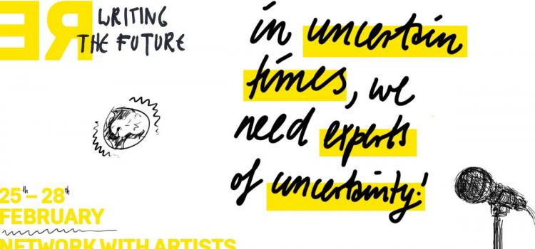 Re:Writing the Future logo