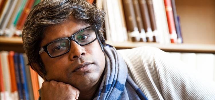 Ahmedur Rashid Chowdhury (Tutul). Photo: Arne Hageberg. Photo.