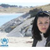 ICORN guest writer Sahar Bayati (Iran/Haugesund)